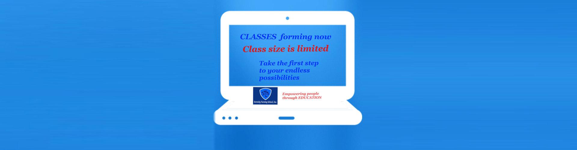 Classes form